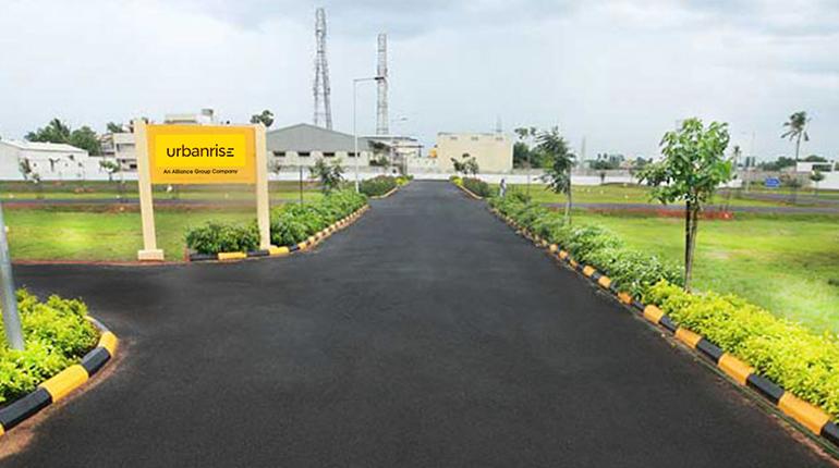 CMDA approved plots in Thirumazhisai